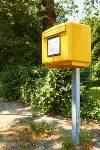 Rentenprüfung - Übersendung des überprüften Rentenbescheides erfolgt auf dem Postweg.