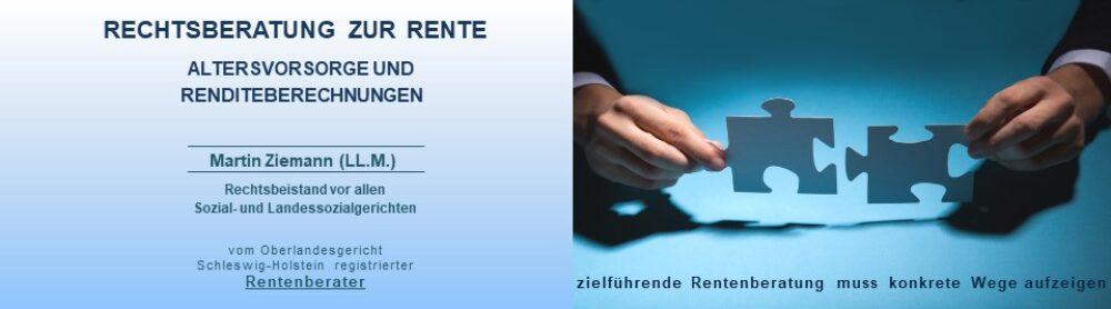 Rentenberatung Online und im Internet, unabhaengiger Rentenberater, Rentenauskunft, Altersvorsorge, Fruehrente, Vorruhestand